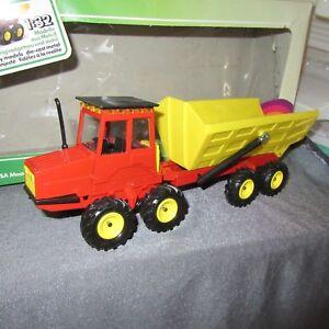 856E-Vintage-Siku-3452-OSA-Master-Muldenkipper-1-32-Tracteur
