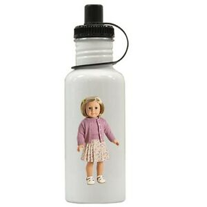 Personalized American Girl Kit Water Bottle Add Name