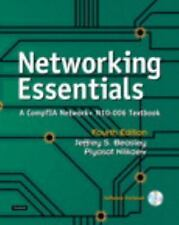 Networking Essentials: A CompTIA Network+ N10-006 Textbook (4th Edition) by Bea