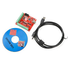 4axis Usb Interface Breakout Board Usb Cnc Controller Card For Cnc Stepper Motor