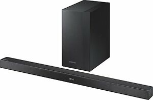 Samsung HW-KM45C 2.1 Channel 300W Soundbar w/ Wireless Subwoofer