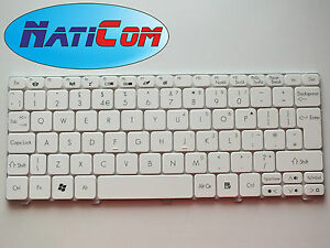 New Keyboard QWERTY UK Packard Bell DOT S SE SPT Gateway LT27 LT28 KB.I100G.113