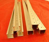 Bridgeport Mill Part, Milling Machine T Slot Covers