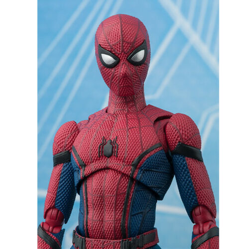 16cm Marvel Spider-Man Homecoming Spiderman Super Hero Action Figure Model Toys