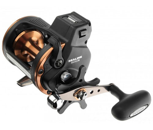 Daiwa Sealine SG47LC3B Line Counter Reel Right Handed