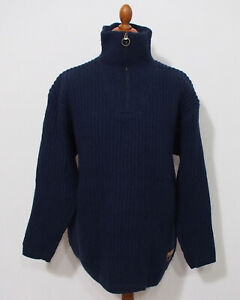 Levi's USA Strick Pullover Grösse Xl Herren Worker Wolle K979