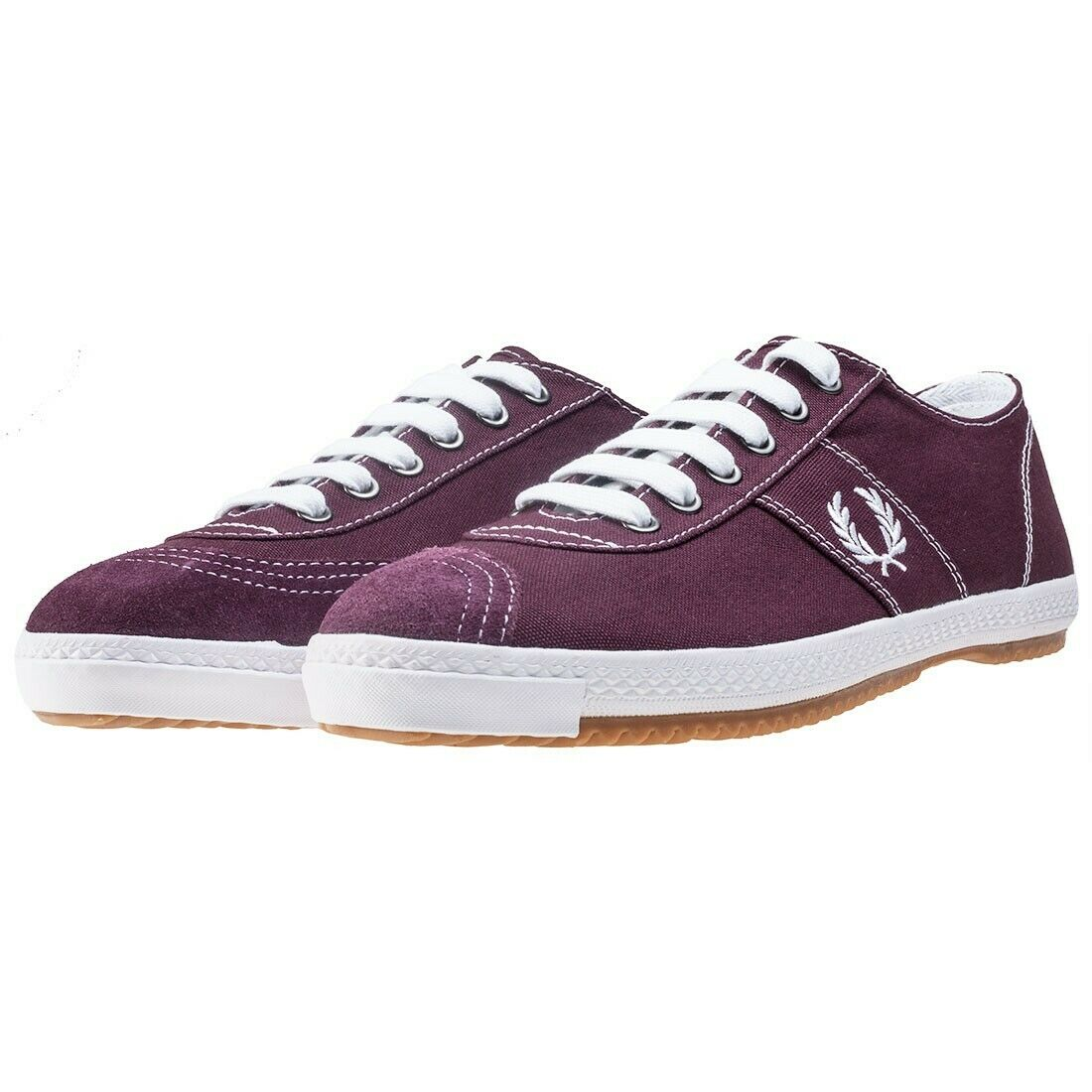Frot Perry Table Tennis Canvas Plimsolls Trainers Pumps Casual schuhe B6309-799