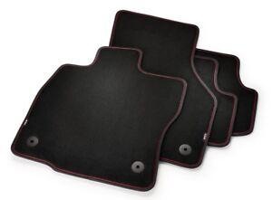 original vw premium fu matten golf 7 vii gti premium. Black Bedroom Furniture Sets. Home Design Ideas