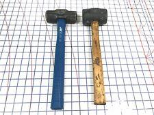 """Blue-Point HBR4 Brass Head Hammer 4 lb 12/"""" Non-Sparking Fiberglass $185 Retail"""