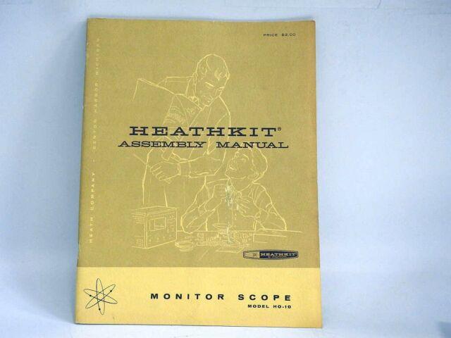 Genuine Original Heathkit Ho
