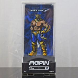 Figpin Tekken 7 Enamel Figure Pin King Ebay