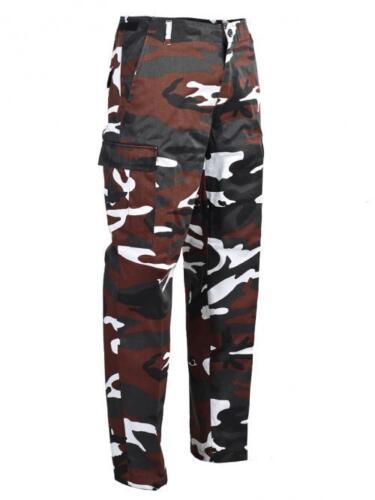 À partir de us BDU ranger pantalon einsatzhose outdoorhose pantalon xxs-xxxl