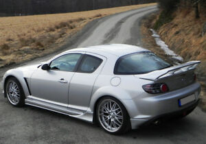 Mazda Rx Car Parts