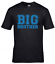 miniature 22 - Big Brother T-Shirt Kids Baby Grow Brother Outfit Tee Top