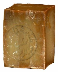 Traditional-Aleppo-Soap-Savon-d-039-Alep-250g-Problematic-Skin-Hair-Laurel-Oil-55