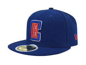 New Era 59Fifty NBA Kids Cap Los Angeles Clippers Wool Fitted Youth ... fe0ce1fc076