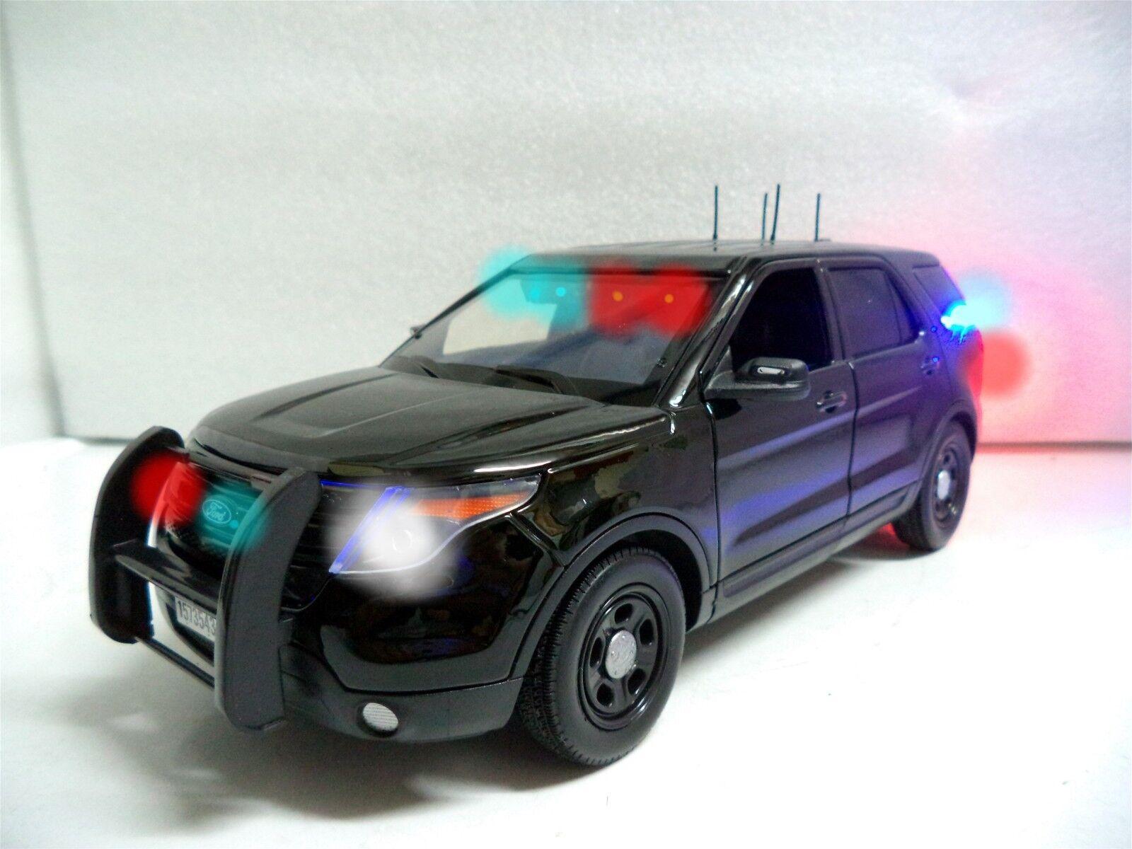 Polizei ford pi suv soldat fbi ein lapd - 1   18 arbeiten mit licht und sirenen