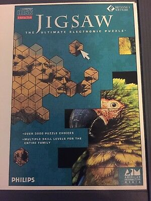 Interactive Jigsaw Map Of Ireland.Cd Interactive Game Jigsaw Ultimate Electronic Puzzle Philips Cdi Ebay