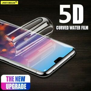 Details about Soft Hydrogel Film For Huawei P Smart P10 Honor Lite Full Cover Screen Protector
