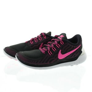 quality design 0c40b 6db66 Details about Nike 724383 Womens Free 5.0 Training Running Atheltic Low Top  Shoes Sneakers