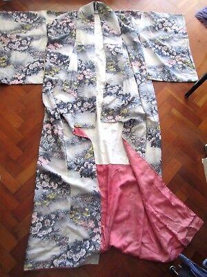 Bellissimo Kimono Vintage-mostra Il Titolo Originale
