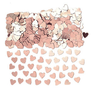 Rose-Gold-Hearts-Table-Confetti-Sprinkles-Rose-Gold-Party-Table-Decorations