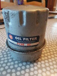 Ac Oil Filter Type Sc