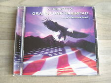 rock CD hard blues70s A TRIBUTE TO GRAND FUNK RAILROAD motherlode Good Clean Fun