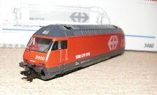 R10 Märklin  3460 .1 E LOK Re 4/4 Serie 460 004-5 Uetliberg SBB