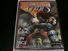 CARMAGEDDON TDR 2000  PC GAME BIG BOX NEW AND SEALED