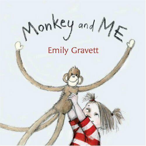 Affe und Me von Gravett, Emily
