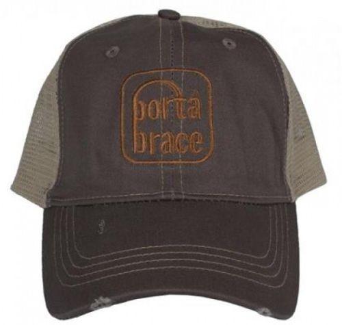 Porta Brace Portabrace Trucker Cap Embroidered Logo Videographer Snapback Hat