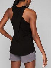 ff2c26c6db10 Athleta Crossback Romper Shortie Black XS for sale online