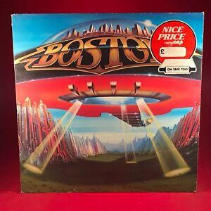 BOSTON-Don-039-t-Look-Back-1978-UK-vinyl-LP-EXCELLENT-CONDITION-A
