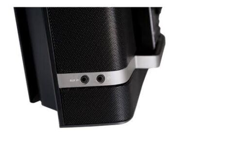 Boombox Portable Speaker Dock charger,Antenna,Remote Sirius Starmate 3 Radio