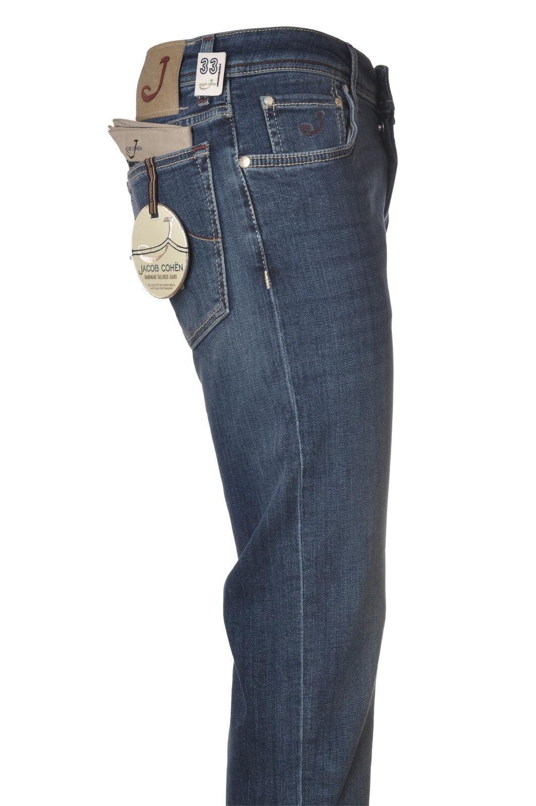 Jacob Cohen - Jeans-Pants - Man - Denim - 5682112M184329