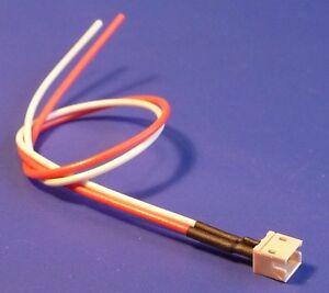 Carrera-Digitaldecoder-124-amp-132-Buchsenverbinder-mit-Kabel-zum-RUCKLICHT-51224
