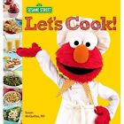 Sesame Street Let's Cook! by Sesame Workshop (Paperback, 2015)