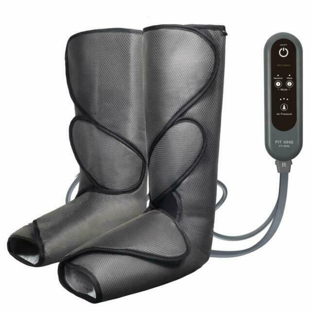 leg air massager for circulation and relaxation