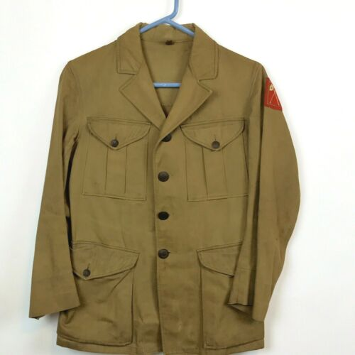 VTG 1920s Eisner Boy Scout Leader Norfolk Jacket &