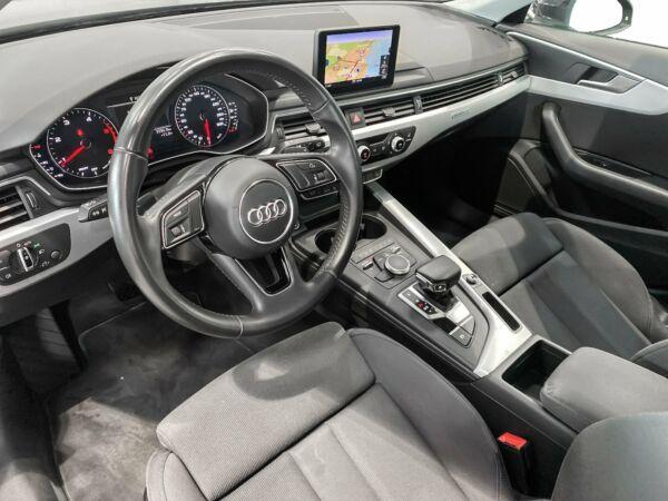 Audi A4 2,0 TDi 190 S-line Avant quattro S-tr. billede 11