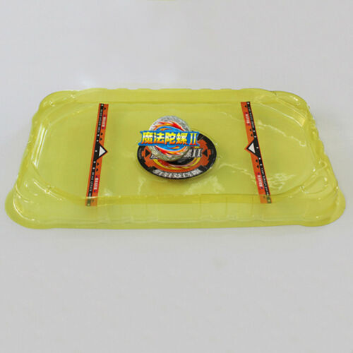 Big Beyblade Burst Gyro Arena disque passionnant Duel Top jouet accessoires Kid Gif oi
