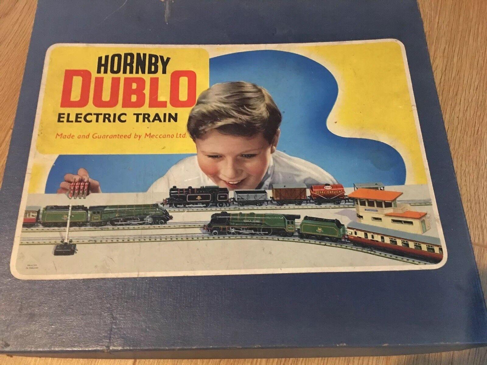 Hornby Dublo 0-6-2 EDG 16 Train Goods Train .