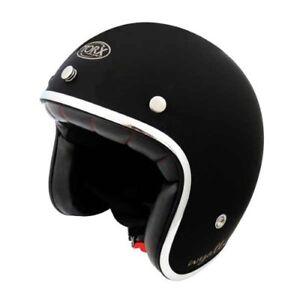 Torx Casque Moto Wyatt Shiny Black L