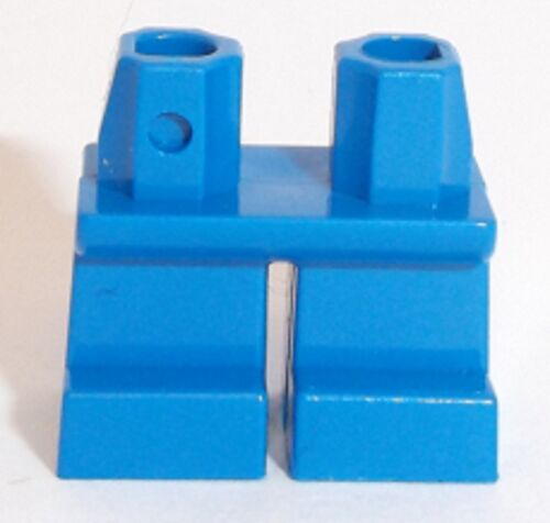 Lego Short Legs Blue x 1 for Minifigure