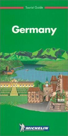 Michelin Germany. Tourist Guide (Michelin Green Guide Ge... | Buch | Zustand gut