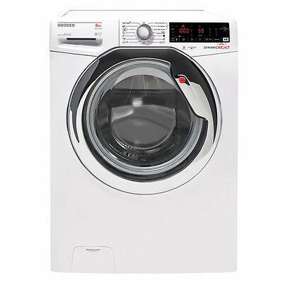 HOOVER Next Waschmaschine DXOA4438AHC3, 8 kg, 1300 U/Min, EEK: A+++, Frontlader