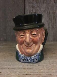 Mr. Micawber Toby Character Mug