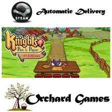 Knights of Pen and Paper +1 Edition :PC MAC LINUX :(Steam/Digital) Auto Delivery