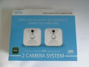Blink-XT-Home-Security-Two-Camera-System-w-Base-Sync-Module-HD-White